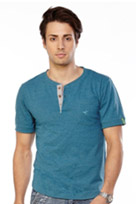 Mens Must Have Henley T-shirt Image